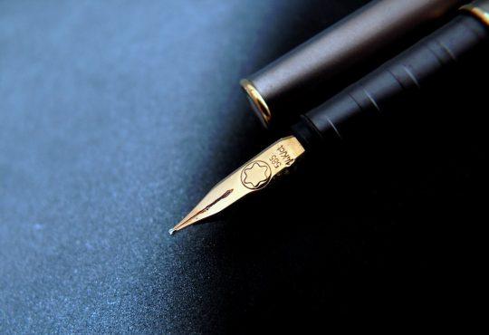 3 redenen om met een vulpen te schrijven op het werk