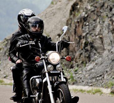 Waarom motorrijden gelukkig maakt