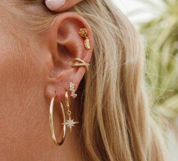Deze soorten oorbellen maken je outfit compleet