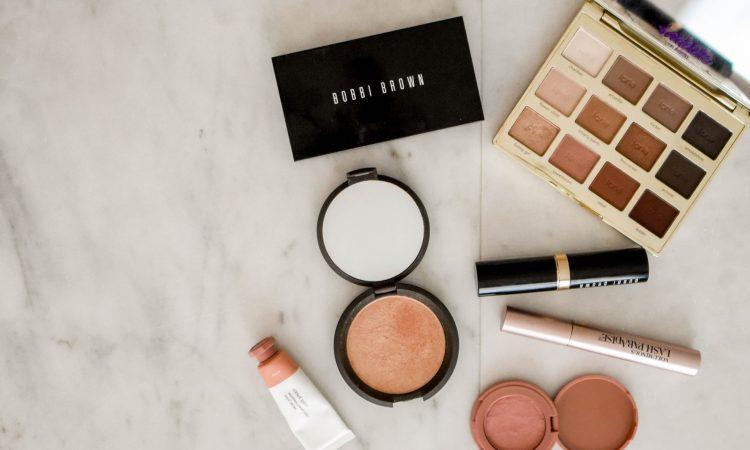 natuurlijke make-up look op je werk