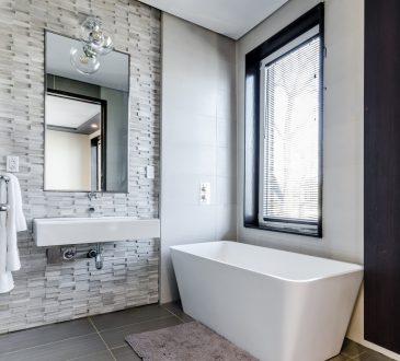 De badkamer een nieuwe look geven